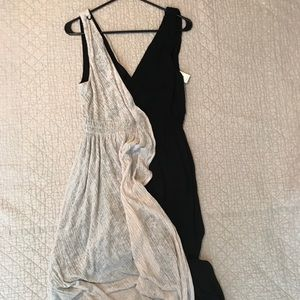 Anthropologie 2 toned bohemian dress **BRAND NEW